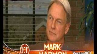 Mark Harmon ET interview broadcast version - 3rd February 2011