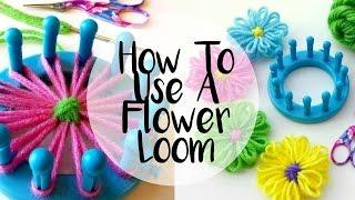getlinkyoutube.com-Episode 64: How to Make a Flower on a Loom