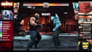 getlinkyoutube.com-WWE Immortals iOS - Dashing Rogue John Cena Challenge Full Standard Difficulty