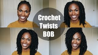 Crochet Havana Mambo Twists Tutorial: Bob Edition (12'')