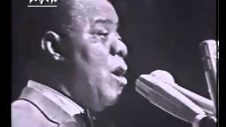 getlinkyoutube.com-Louis Armstrong - Black And Blue