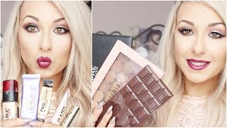 getlinkyoutube.com-2015 Drugstore Favorites & Swatches! ♡ Best Affordable & Cheap Makeup Products