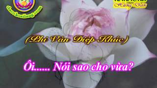 getlinkyoutube.com-Karaoke - Que Huong Tinh Me (Lien khuc Ly & Ban van CL) - HD (new)