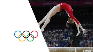 getlinkyoutube.com-Gymnastics Artistic Women's Qualification Highlights - London 2012 Olympics