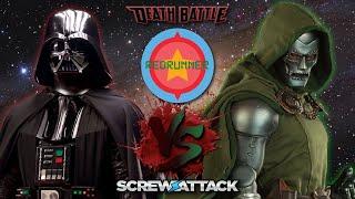 Let's Watch Darth Vader VS Doctor Doom | DEATH BATTLE!