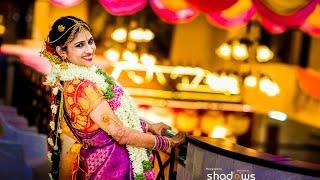 getlinkyoutube.com-Tamil brahmin wedding story Vijayaraghavan weds Abhinaya