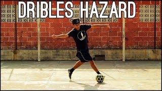 getlinkyoutube.com-Como driblar seu adversário: Dribles do Hazard -#21 - FOOTZ