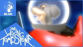 getlinkyoutube.com-The Living Tombstone - Dog of Wisdom Remix BLUE feat. Joe Gran