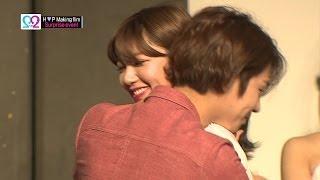 getlinkyoutube.com-Global We Got Married S2 EP13 Making Film (Super Junior Heechul & Puff) 140702 (슈퍼주니어 김희철 & 곽설부)