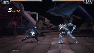 getlinkyoutube.com-Symbiote Spider-Man vs. Deadpool X-Force   Marvel Contest of Champions
