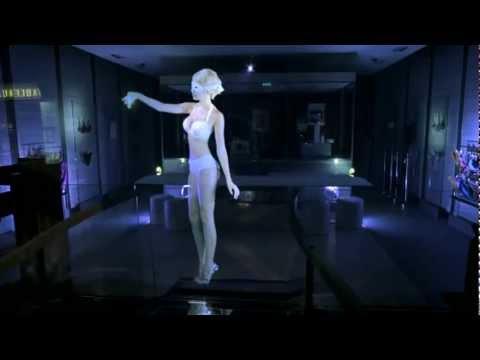 Seksi hologram