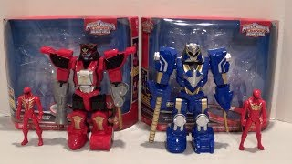 getlinkyoutube.com-Deluxe Legendary/Gosei Great Zord Armor Rangers Review [Power Rangers Super Megaforce]