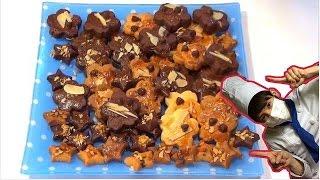 getlinkyoutube.com-【ホワイトデー特集】チョコチップクッキー作ってみた【赤髪のとも】