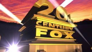 getlinkyoutube.com-20th Century Fox 3D Logo
