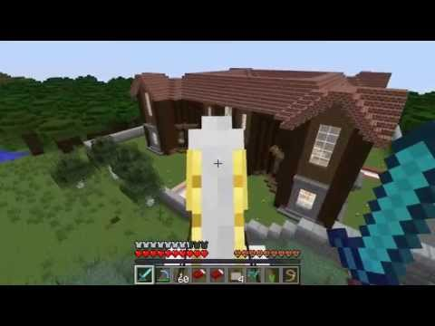 Nudle's building series: Episode 1, Mansion