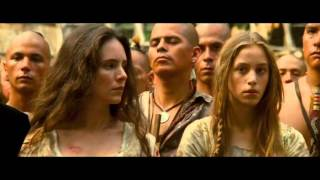 getlinkyoutube.com-The Last of the Mohicans --Yan Kee and Francois Traders--Magua Greed-speech to chief of Huron