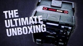 getlinkyoutube.com-The MMM3000 'Ultimate Gaming Helmet' Unboxing!