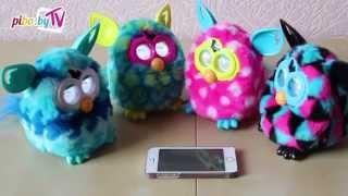getlinkyoutube.com-Обзор танцевальных возможностей руссифицированного Ферби Бум (Furby Boom) от pibo.by! Смотрите!