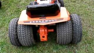 getlinkyoutube.com-simplicity dual wheels and 707 simplicity pulling tractor