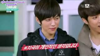 ENG SUB 140320 THIS IS INFINITE Eps  7 Part 1