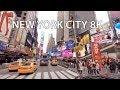 Drive VR 360 - New York City 8K - USA