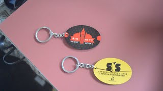getlinkyoutube.com-sublimation KEY RING PRINTING heat press machine