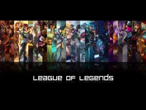 League of Legends - Las chicas también juegan!!!!