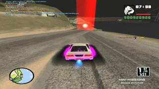 getlinkyoutube.com-SA-MP › Speed hacker › MM Race