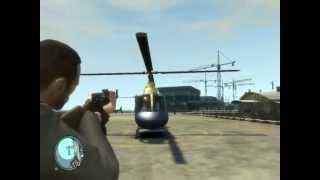 getlinkyoutube.com-GTA 4 -  Heliport fun!