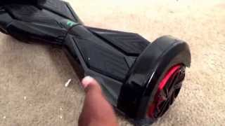 "getlinkyoutube.com-UWheel ""Bluetooth"" -10""inch Self Balancing,2 wheel,' Hoverboard"" review"