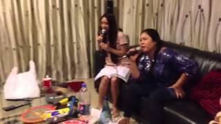 getlinkyoutube.com-สาวๆมาร้องเกะที่บ้าน