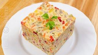 getlinkyoutube.com-Salata de boeuf facuta in casa | JamilaCuisine