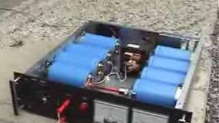 getlinkyoutube.com-8 Capacitor washer launcher