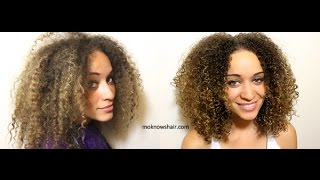 getlinkyoutube.com-Curl Restoration: How to Revive Your Curls