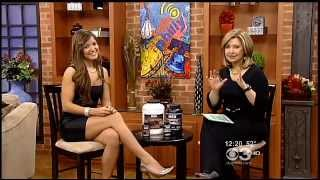 getlinkyoutube.com-Muscle Gauge Nutrition Introduces Whey Supplements for Women on CBS Talk Philly-GAUGEGIRL82