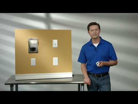 39358: Honeywell Z-Wave Plus In-Wall Fan Control