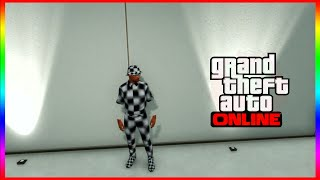 "GTA 5 Online: NEW ""Checkerboard Outfit Glitch 1.24/1.23"" UNSEEN/GLITCHED OUTFIT 1.24/1.23"
