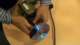 getlinkyoutube.com-Recupera tus DVDs y CDs rayados con Pulidora Caser
