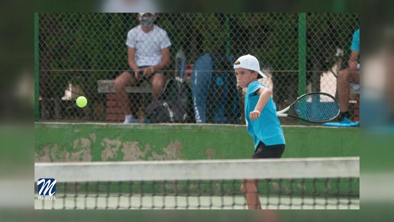 Cayetano Blanco se clasifica para el Campeonato andaluz de Tenis