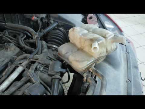 Ford Focus 2 замена цепи!