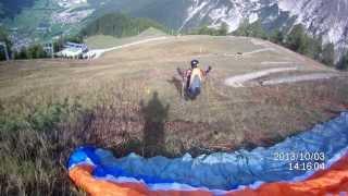 getlinkyoutube.com-Paragliding Stubaital Elfer