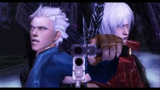 getlinkyoutube.com-DMC - Devil May Cry 3 -  All Cutscenes in High Def
