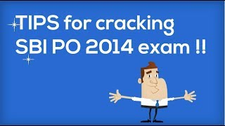 getlinkyoutube.com-Tips to crack State Bank of India SBI PO Exam 2014