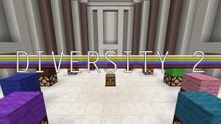 getlinkyoutube.com-Minecraft Diversity 2 - جزء الطيييحه