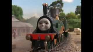 getlinkyoutube.com-Thomas y sus amigos - Los nuevos vagones de Emily
