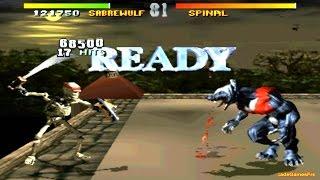 getlinkyoutube.com-Killer Instinct 1 arcade Sabrewulf 60FPS Gameplay Playthrough