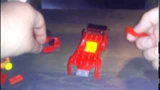 How to build a Lego Mazda rx7