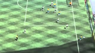 Fifa World Cup 2006 PC Brasil vs Argentina Fullmatch