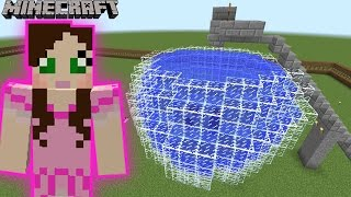 getlinkyoutube.com-Minecraft: DUNKING BOOTH GAME - GALAXY WORLD PARK - Custom Map [8]