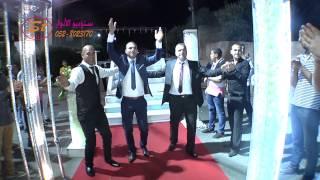 استقبال العريس بلال حسني عواوده مع موسى حافظ